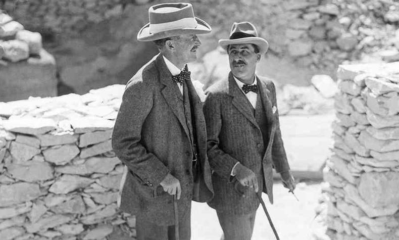 howard carter y lord carnarvon